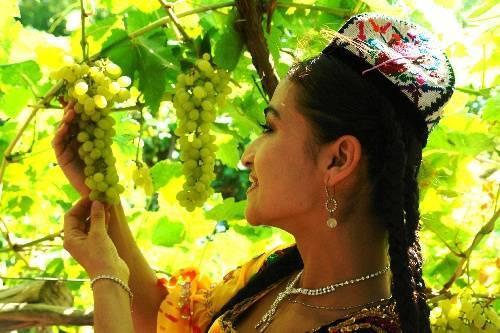 Xinjiang grape festival