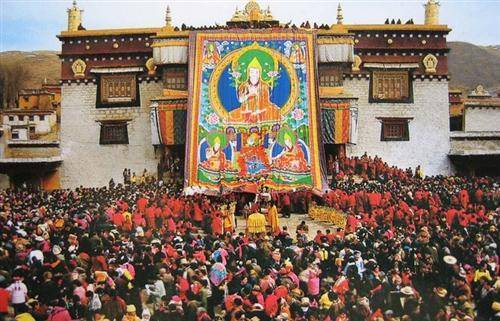 The Tibetan New Year