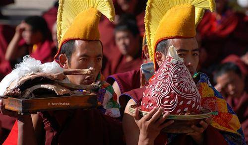 The Tibetan New Year also known as Losar