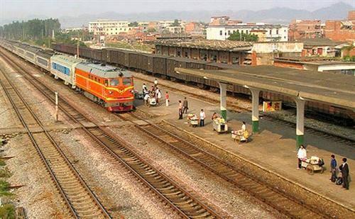 Laibin Railway Station