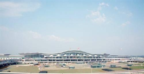 Shangsha Huanghua Airport