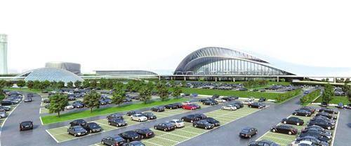 The New Airport of Nanning