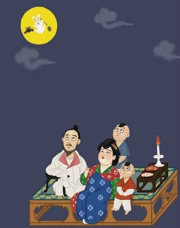Moon Festival in Tang Dynasty