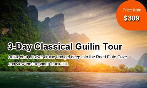 3-Day Classical Guilin Tour
