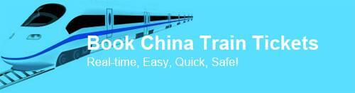 Book China Train Tickets