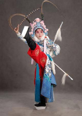 An Actor of Peking Opera