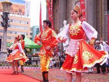 Russian Tap Dance