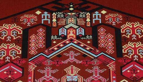 Textile of Li Ethnic Group