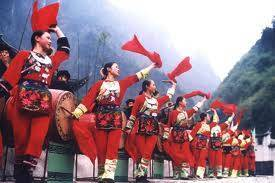 Tujia New Year's Festival