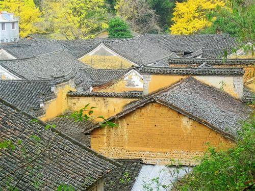 Big Tongmuwan Village in Haiyang