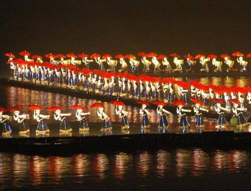 Yangshuo Fishing Lights Festival