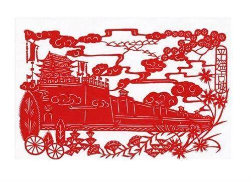 Papercut in China