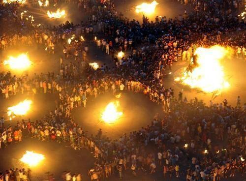 Xichang Torch Festival Carnival