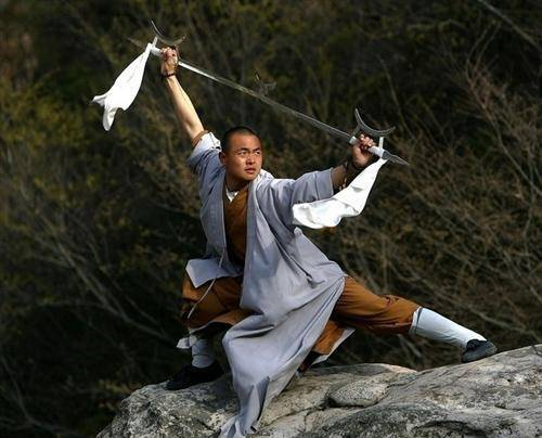 Kung Fu in China