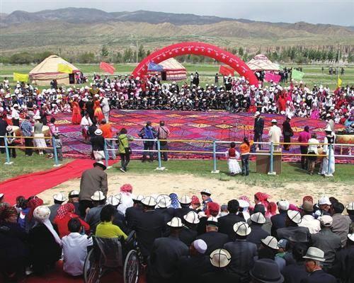 Manas Epic Art Festival
