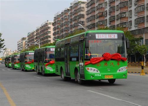 Shantou Buses