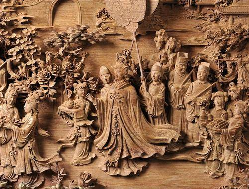 Chinese Sculpture: Topics About Different Types Of Chinese Carvings