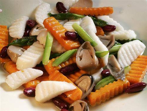 Chinese Vegetarian Food