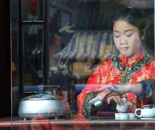 Chengdu Teahouse