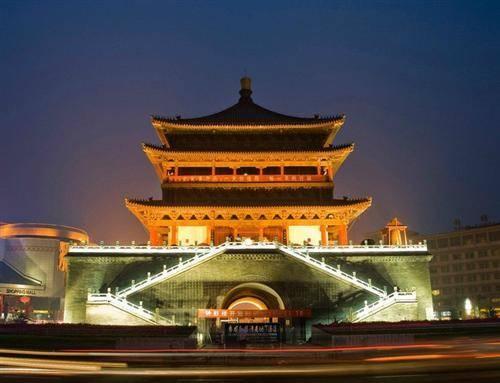 Night in Xi'an