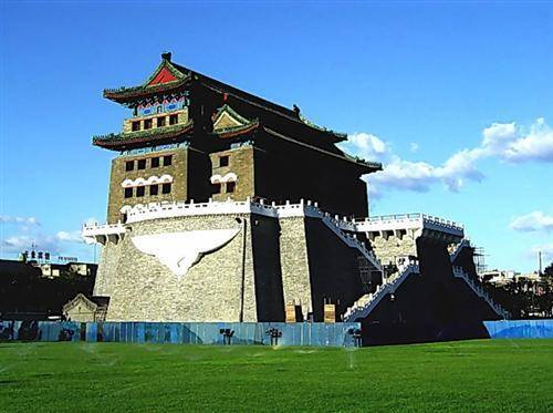 Beijing Zhengyangmen Gate