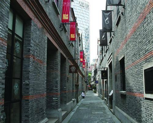 Shikumen in Shanghai