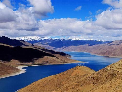Tibet in summer