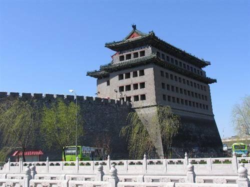 Beijing Deshengmen Gate