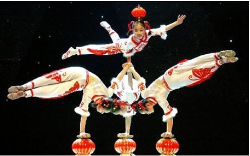 Children's Acrobatic Show