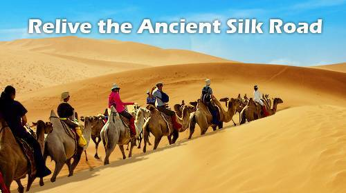 Relive the Silk Road