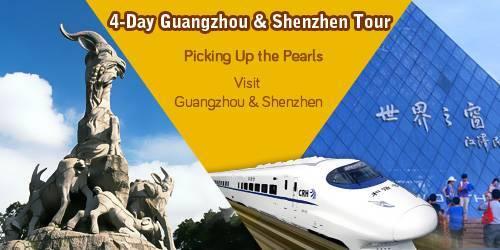 4-Day Guangzhou & Shenzhen Tour