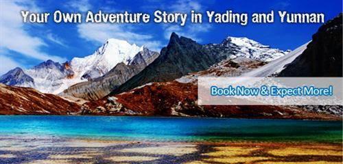 Yading Landscape in Ganzi